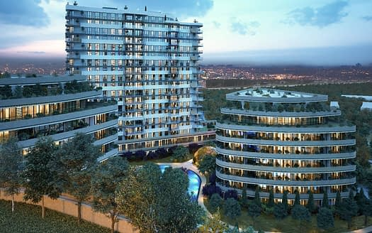 Real Estate Compound for Sale in Istanbul