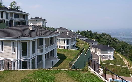Villas for sale in Sapanca Sakarya Turkey