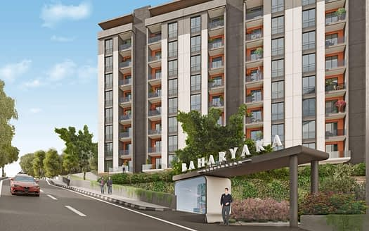 Apartments for sale Gulf view istanbul