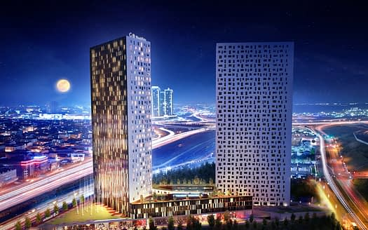 Apartments for investment in Istanbul