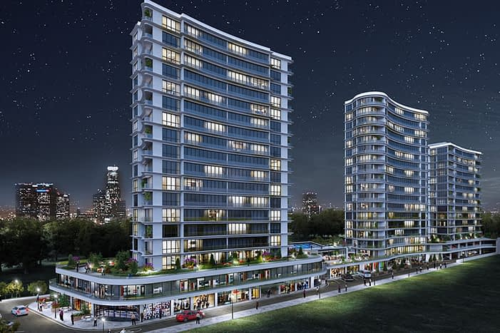 Luxury Real Estate Residence for Sale in Istanbul Turkey - عقارات فاخرة للبيع اسطنبول تركيا