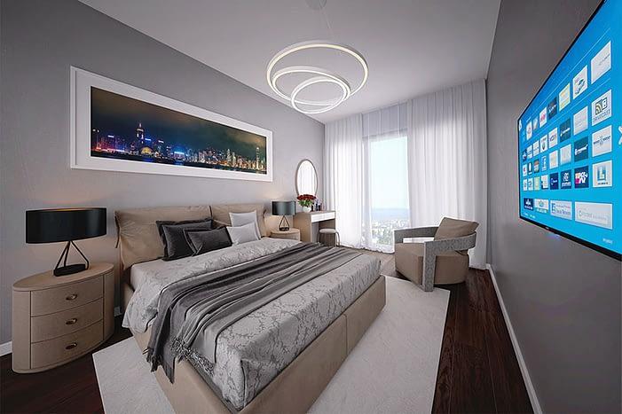 Luxury apartments for sale in Turkey - شقق فاخرة للبيع تركيا