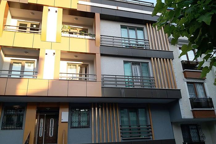 New house for sale in Istanbul Cihangir - منزل حديقة للبيع في اسطنبول
