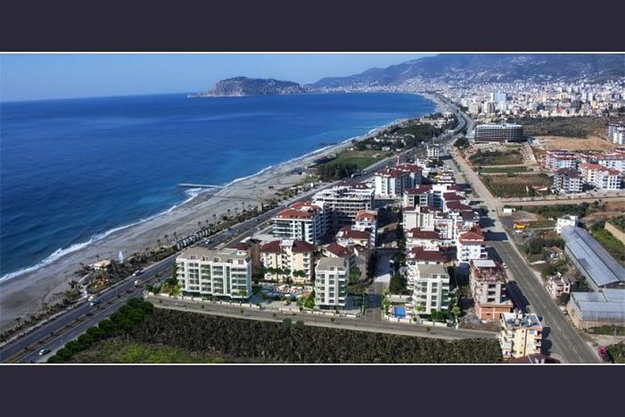 Real estate for sale in Alanya - شقق للبيع الانيا