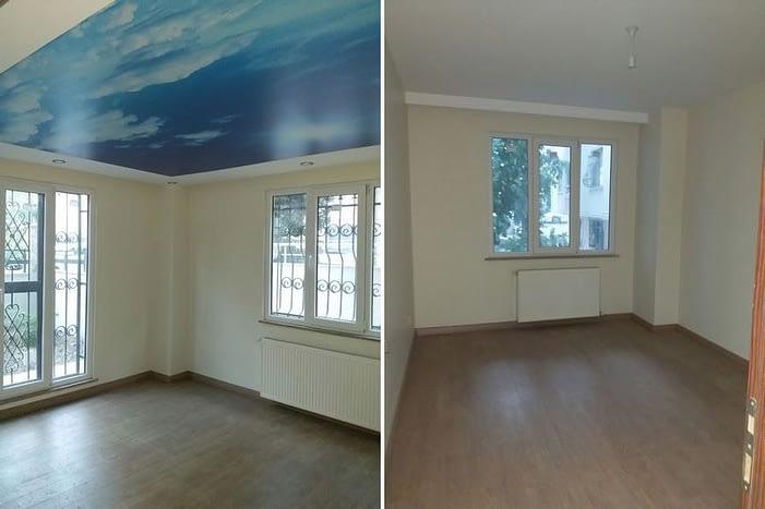 ground floor appartment sale Istanbul - شقة للبيع في افجلار اسطنبول تركيا