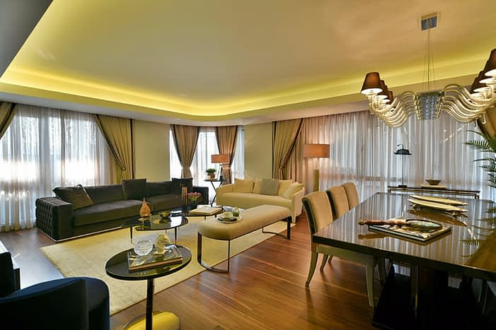 For Sale homes in complex Turkey - للبيع شقق تقسيط اسطنبول تركيا