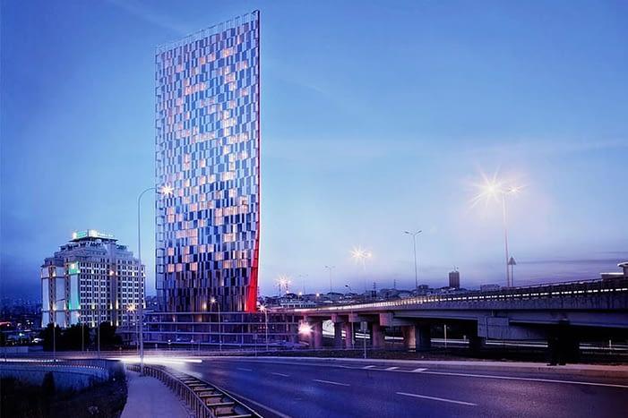 Hotel and residence block for sale in Istanbul Turkey - فندق وشقق فندقية للاستثمار تركيا