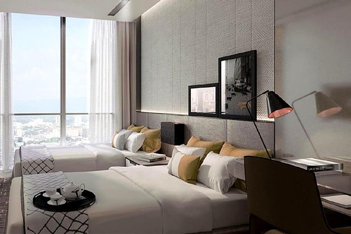 Hotel and residence block for sale in Istanbul Turkey - فندق وشقق فندقية للاستثمار اسطنبول