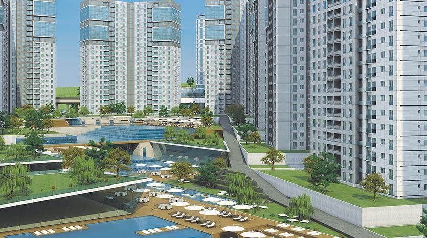 Apartments compex for sale in Istanbul - شقق ضكم مجمع سكني للبيع تركيا