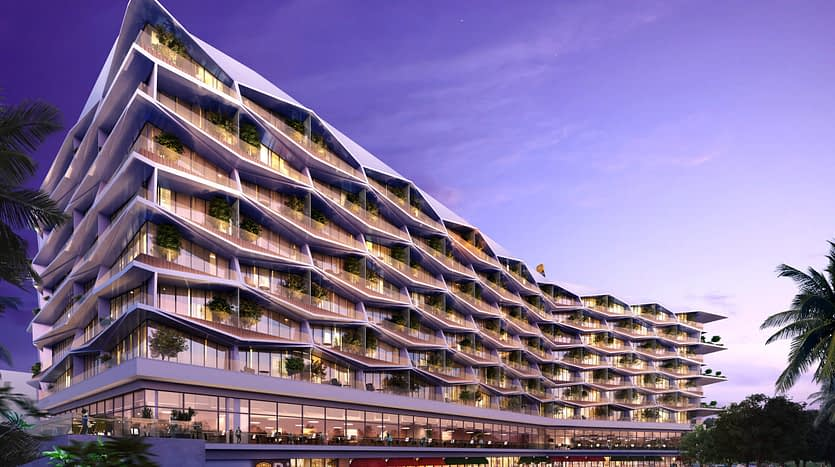 Apartments in the center of Istanbul