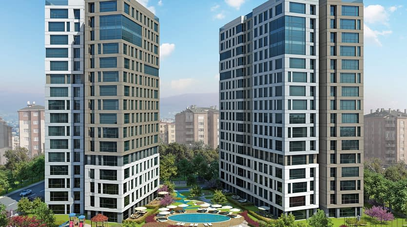 project with sea view istanbul